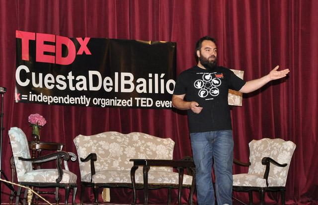 """""""El internet de las personas"""", mi charla en TEDx"""