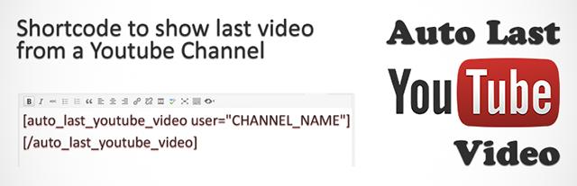 auto_last_youtube_video