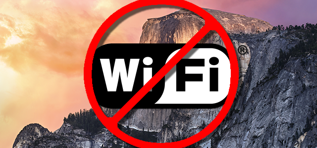 Cómo solucionar el problema de Mac OS X Yosemite con la conexión Wifi