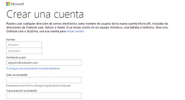 Configurar tu email con tu propio dominio gratis en Outlook.com